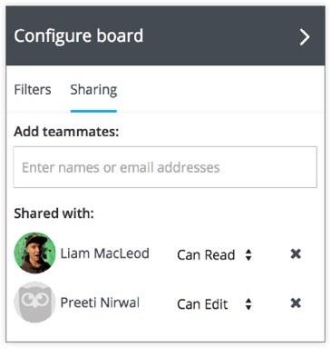 configure board hootsuite