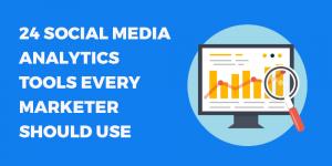 24 social media analytics tools