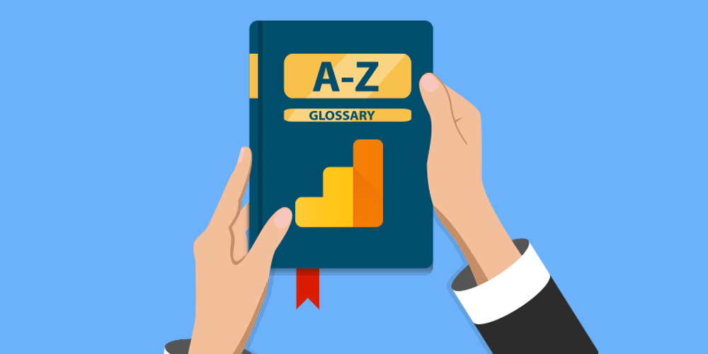 the best google analytics glossary