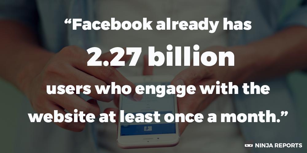 facebook statistics 2019