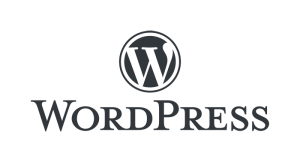 wordpress logo smaller