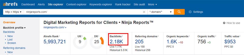 SEO Tools: Best Free & Paid Tools of 2019 • Ninja Reports™