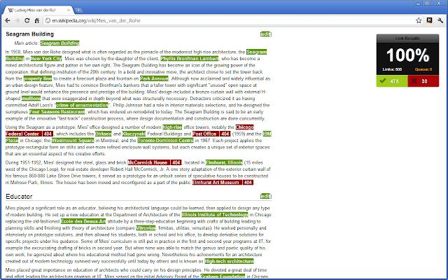check my links seo tool