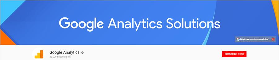 google analytics youtube