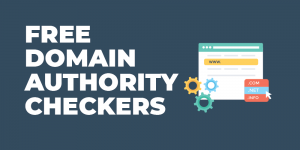 free domain authority checkers