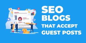 seo blogs that accept guest posts