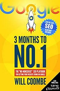 3 months to no 1 seo book