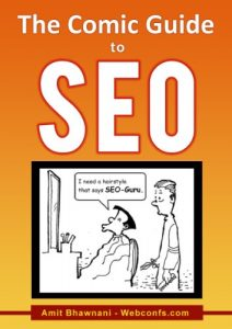 comic guide to sEO