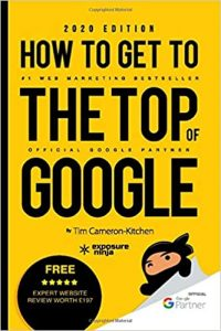 get to the top of google seo book